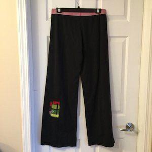 Lululemon Rare Vintage Judo Pant Patchwork Pocket